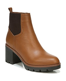 Verney Waterproof Lug Sole Booties