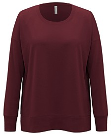 Long-Sleeve Sweatshirt, Created for Macy's