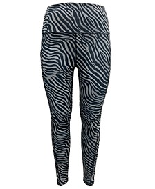 High-Rise Animal-Print Leggings, Created for Macy's