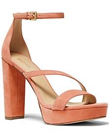Tanner Platform Dress Sandals