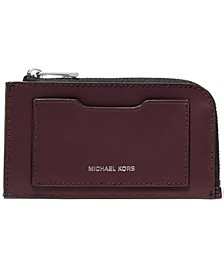 Men's Leather Zip Wallet