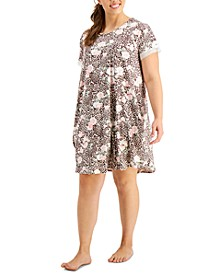 Women's Plus Size Lucia Sleeptee