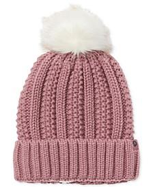 Bronx Pom Pom Hat