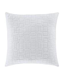 "Sinclair Square 20"" x 20"" Decorative Throw Pillow"
