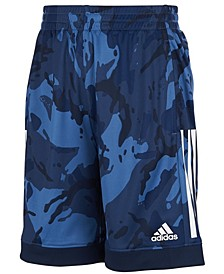 Big Boys Aero ready Core Camo Short