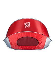 """Good Times Tan Lines"" Manta Portable Beach Tent"