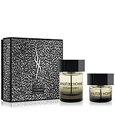 Yves Saint Laurent Men's 2-Pc. La Nuit de L'Homme Eau de Toilette Gift Set