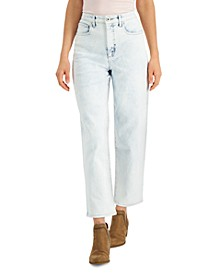 Petite Mom Jeans, Created for Macy's