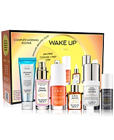 6-Pc. Wake Up With Me Complete Brightening Morning Routine