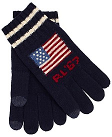 Men's Iconic Flag Touch Glove