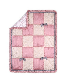 Bella 3 Piece Crib Bedding Set