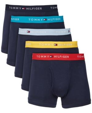 Tommy Hilfiger Men's 5-Pk. Cotton Classics Trunks