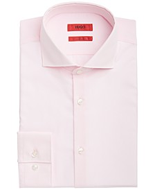 HUGO Men's Kason Slim-Fit Solid Dress Shirt