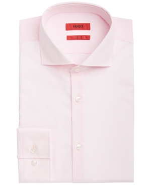 Men's Kason Slim-Fit Solid Dress Shirt