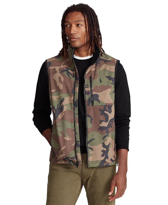 Polo Ralph Lauren - Men's Water-Repellent Softshell Vest