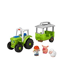 Little People® Caring for Animals Tractor