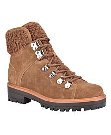 Women's Isalia Combat Boots
