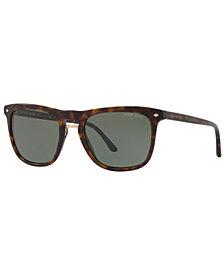 Giorgio Armani Men's Sunglasses, AR8107 53
