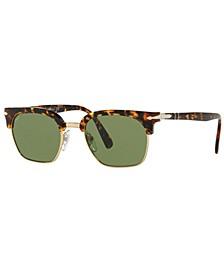 Unisex Sunglasses, PO3199S 50
