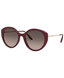 Women's Sunglasses, PR 18XS 55