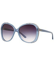 Women's Sunglasses, RL8166 57