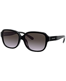Women's Sunglasses, HC8298U 57 L1153