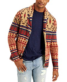 Men's Pioneer Cardigan, Created for Macy's
