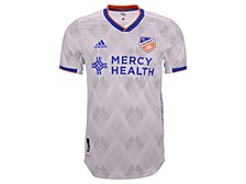 adidas FC Cincinnati Men's Secondary Authentic Jersey