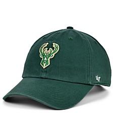 Milwaukee Bucks CLEAN UP Cap