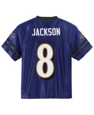 Nike Baltimore Ravens Toddler Game Jersey Lamar Jackson