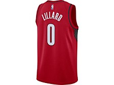 Portland Trail Blazers Men's Statement Swingman Jersey Damian Lillard
