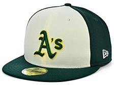 Oakland Athletics Coop Front 59FIFTY Cap