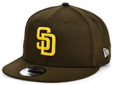 San Diego Padres 2 Tone Link 9FIFTY Snapback Cap