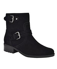 Women's Rella Moto Boots