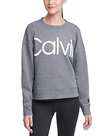 Logo Drop-Shoulder Sweatshirt