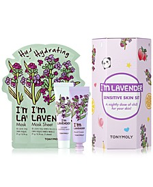 4-Pc. I'm Lavender Mask & Hand Cream Set