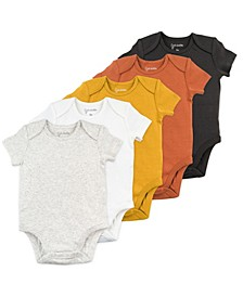 Baby Boy 5pk SS Bodysuits
