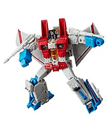 Generations War for Cybertron Earthrise Voyager WFC-E9 Starscream
