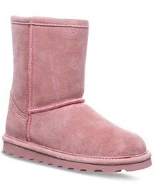 Big Girls Elle Short Boots from Finish Line