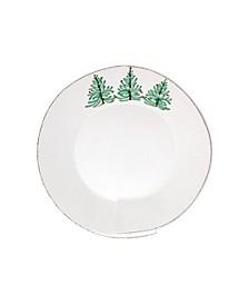 Lastra Holiday Medium Shallow Serving Bowl