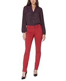 Sheri Tummy-Control Slim Jeans
