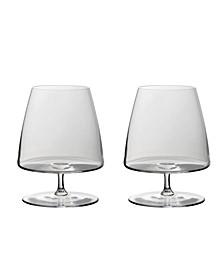 Metro Chic Brandy Glasses - Set of 2