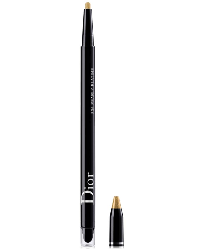 Dior Diorshow 24H Stylo Golden Nights Limited Edition Waterproof Eyeliner & Reviews - Makeup - Beauty - Macy's