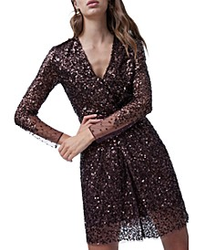 Emille Sequined Dress