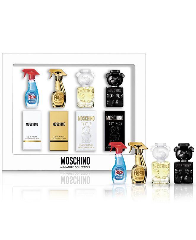 Moschino 4-Pc. Fragrance Miniatures Gift Set