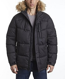 Men's Puffer Snorkel Jacket
