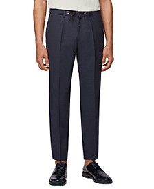 BOSS Men's Bardon Slim-Fit Trousers