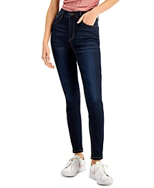 Juniors' High-Rise Skinny Jeans