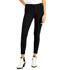 Juniors' Mid-Rise Skinny Ankle Jeans