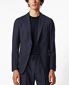 BOSS Men's Nolvay Slim-Fit Jacket